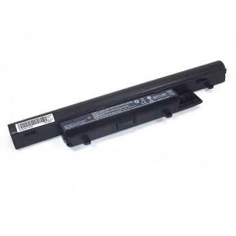 Аккумуляторная батарея для ноутбука Gateway EC39C 11.1V 4400mAh OEM черная