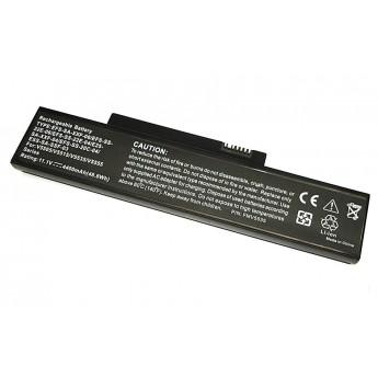 Аккумуляторная батарея для ноутбука Fujitsu Siemens Esprimo V5535 11.1V S26391-F6120-L470 OEM черная