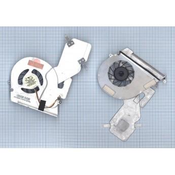 Система охлаждения для ноутбука Toshiba Satellite Pro A200 A205 A210 A215