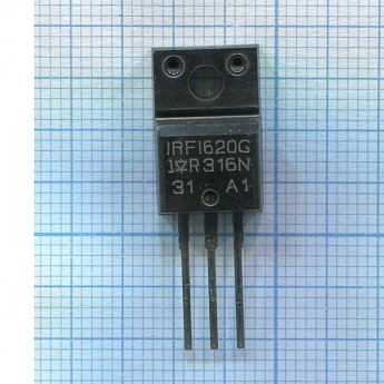 Транзистор IRFI620G