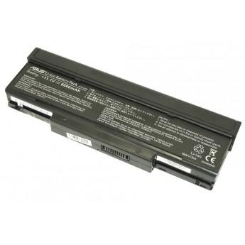 Аккумуляторная батарея для ноутбука Asus A95VM, A9Rp, A9T 7800mAh A33-Z97 Original черная