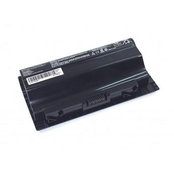Аккумуляторная батарея для ноутбука Asus G75 14.4V 4400mAh OEM черная
