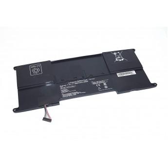 Аккумуляторная батарея для ноутбука Asus UX21-2S3P 7.4V 4800mAh OEM черная