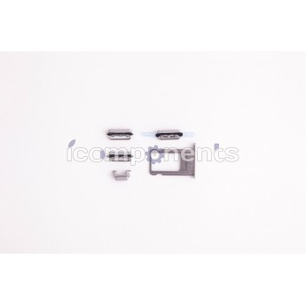 iPhone 6+ - задняя крышка, space gray