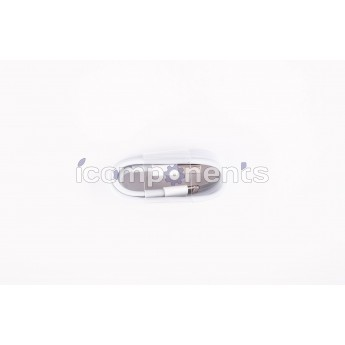 Кабель Lightning для iPhone 5/5s/5c/6/6+ белый (1,0 м), ААА+