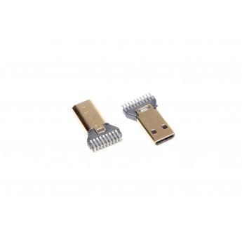 Разъем micro HDMI папа ( R169 )