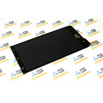 Дисплей с тачскрином (Модуль) ASUS Zenfone 6/T00G/A600CG Black (Original)