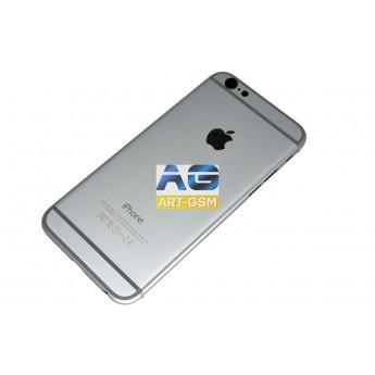 Корпусной часть (Корпус) Apple Iphone 6 Space Gray AAA