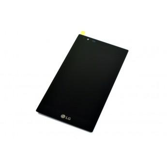 Дисплей с тачскрином (Модуль) LG K8 V VS500 без рамки Black