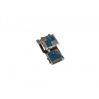 Шлейф Samsung Galaxy Core G386 с сим коннектором (Original)