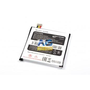 АКБ Micromax A200 Canvas turbo mini 2200mAh