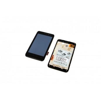 Дисплей с тачскрином (Модуль) Prestigio MultiPhone 4300 DUO Black (Original)