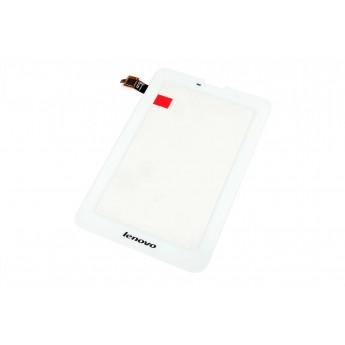 Сенсорное стекло,Тачскрин Lenovo IdeaTab A3000/A5000 White (Original)
