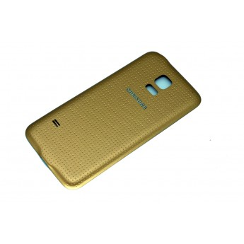 Задняя крышка Samsung Galaxy S5 mini G800 Gold
