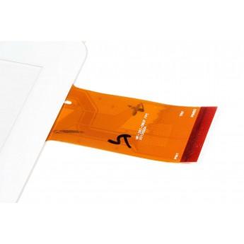 """Сенсорное стекло,Тачскрин 8"""" MF-633-080F MF-397-080F FPC White (T67)"""