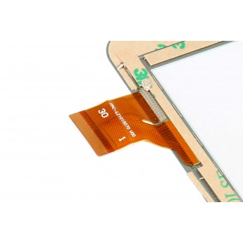 Сенсорное стекло,Тачскрин FPC-LZ1015070-V00 White (T114)