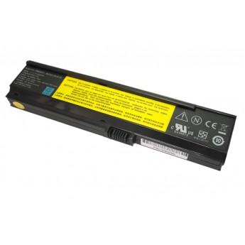 Аккумуляторная батарея для ноутбука Acer Aspire 3600 5200mAh OEM черная
