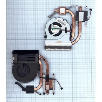Система охлаждения для ноутбука Lenovo Ideapad Z480 Z485 Z580