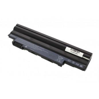 Аккумуляторная батарея для ноутбука Acer Aspire One D255 D260 eMachines 355 350 5200mAh OEM черная