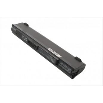 Аккумуляторная батарея для ноутбука Acer Aspire one 751 5200mAh OEM черная
