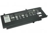Аккумуляторная батарея для ноутбука Dell Inspiron 15 7547 11.1V 43Wh D2VF9 Original