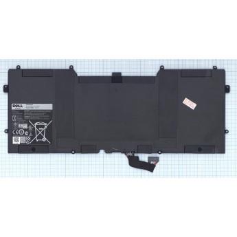 Аккумуляторная батарея для ноутбука Dell XPS 12 9Q33 7.4V 55Wh C4K9V черная Original