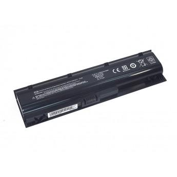 Аккумуляторная батарея для ноутбука HP 4340S 10.8V 4400mAh OEM черная