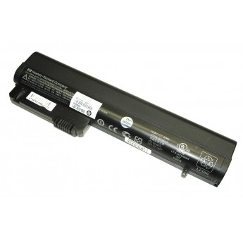 Аккумуляторная батарея для ноутбука HP Compaq EliteBook 2530p (EH76 AA) 11.1V 48Wh Original черная