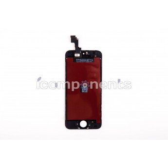 iPhone 5s - модуль (LCD touchscreen) черный, ORIG REF