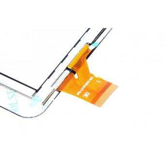 Сенсорное стекло,Тачскрин FPC-LZ1015070-V00 / FHF TPC51055 V4.0 Black (T114)