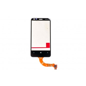 Сенсорное стекло,Тачскрин Nokia Lumia 620 без рамки (Original)