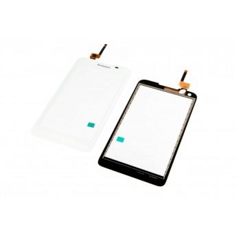 Сенсорное стекло,Тачскрин Lenovo S880 White (Original)