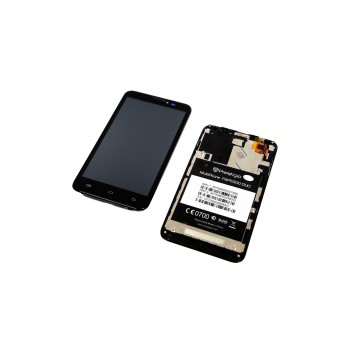Дисплей с тачскрином (Модуль) Prestigio MultiPhone 5300 DUO Black (Original)
