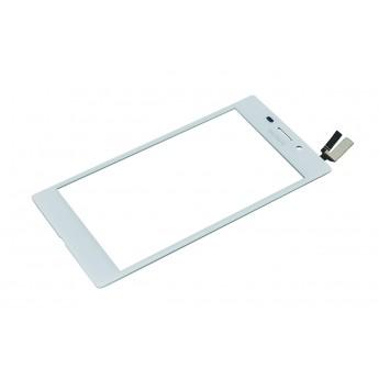 Сенсорное стекло,Тачскрин SONY Xperia M2 Aqua D2403 White