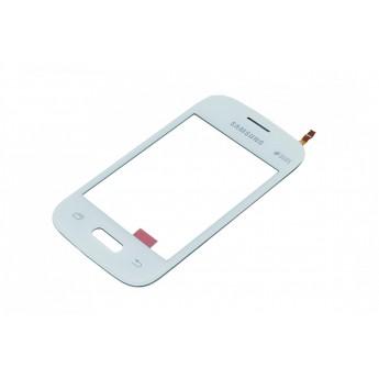 Сенсорное стекло,Тачскрин Samsung G110 Galaxy Pocket 2 Duos White (Original)