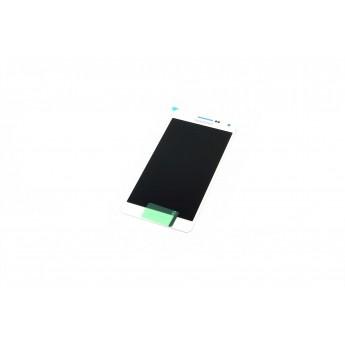 Дисплей с тачскрином (Модуль) Samsung Galaxy A5 SM-A500 Amoled White