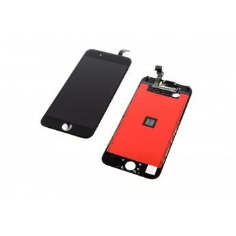 Дисплей с тачскрином (Модуль) Apple IPhone 6 Black (AAA)