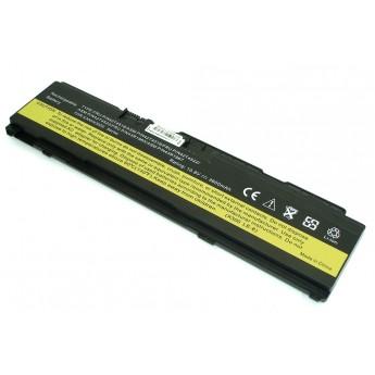 Аккумуляторная батарея для ноутбука Lenovo ThinkPad X300, X301 (43R1965) 3600mAh OEM черная