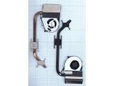 Система охлаждения для ноутбука Asus X75 X75A X75SV X75VB F75VC F75VD VER-2