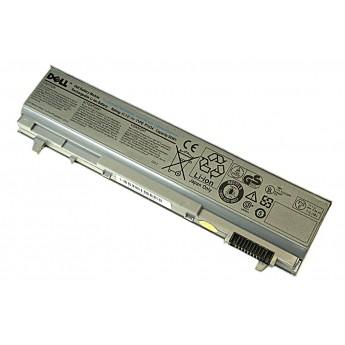 Аккумуляторная батарея для ноутбука Dell Latitude E6400 silver 56Wh Original