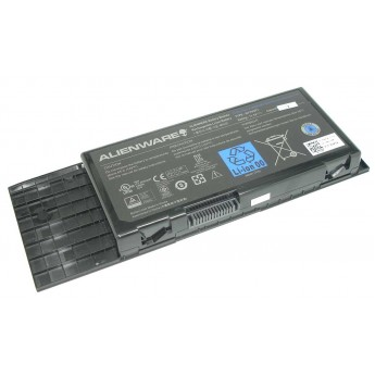 Аккумуляторная батарея для ноутбука Dell Alienware M17x R3, R4 90Wh BTYVOY1 Original