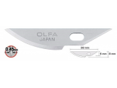 Сменные лезвия OLFA (Олфа) OL-KB4-R/5 5 шт.
