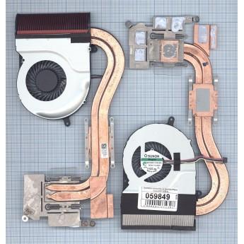 Система охлаждения для ноутбука Asus N551 N551J