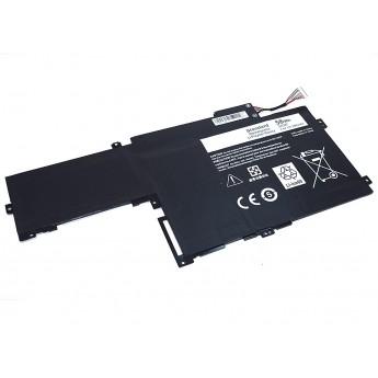 Аккумуляторная батарея для ноутбука Dell Inspiron 14-7437 7.4V 58Wh черная OEM