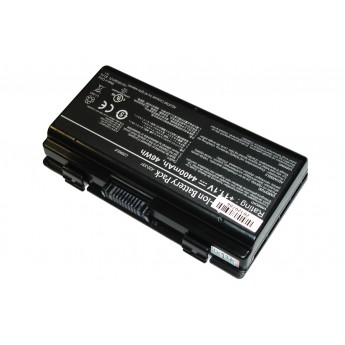 Аккумуляторная батарея для ноутбука Asus X51R (A32-X51) 11.1V 4400mAh Original черная