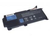 Аккумуляторная батарея для ноутбука Dell XPS 14Z 14.8V 58Wh черная OEM