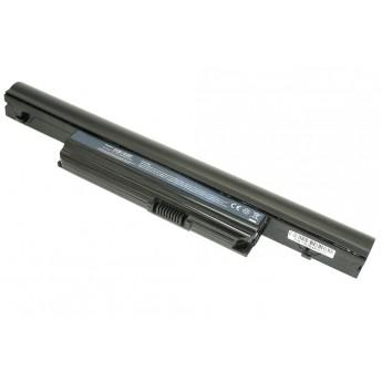 Аккумуляторная батарея для ноутбука Acer Aspire 3820T (AS10B31) 5200mAh OEM черная