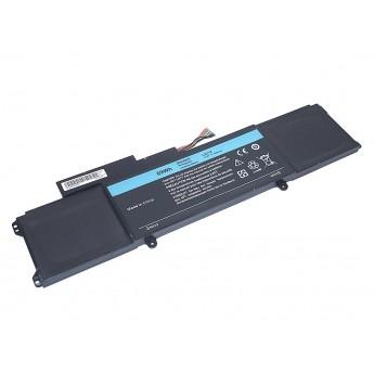 Аккумуляторная батарея для ноутбука Dell L421X-4S1P 14.8V 69Wh черная OEM
