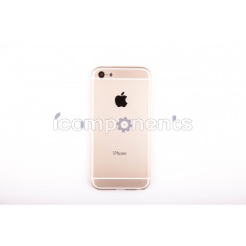 iPhone 5 - корпус в стиле iPhone 6, gold