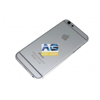 Корпусной часть (Корпус) Apple Iphone 6 Silver A